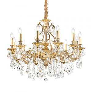Ideal Lux - Baroque - Gioconda SP12 - Suspension