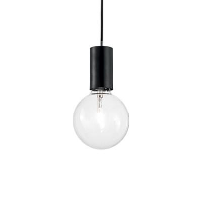 Ideal Lux - Bulb - Hugo SP1 - Suspension - Noir - LS-IL-139685