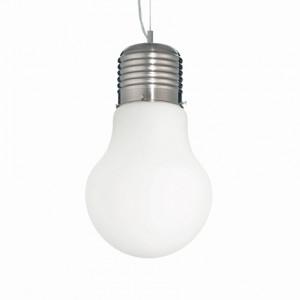 Ideal Lux - Bulb - Luce Bianco SP1 BIG- Lampe à suspension
