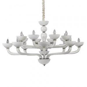 Ideal Lux - Casanova - Casanova SP16 - Lampe en verre travaillé à la main