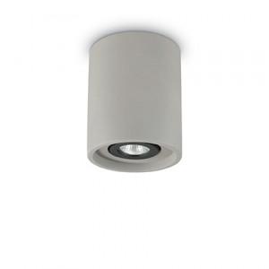Ideal Lux - Cemento - Oak PL1 Round - Plafonnier