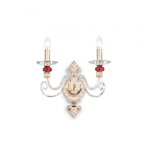 Ideal Lux - Chandelier - Baronet AP2 - Applique murale