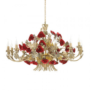 Ideal Lux - Chandelier - Camilla SP12 - Suspension
