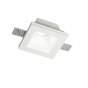 Ideal Lux - Downlights - Samba Fi1 Square Big - Spot encatrable