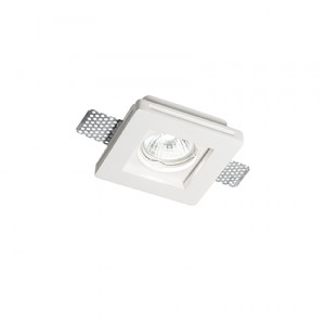 Ideal Lux - Downlights - Samba Fi1 Square Small - Spot encatrable