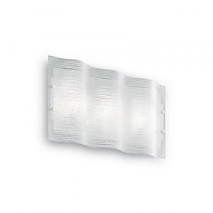 Ideal Lux - Essential - Cick PL3 - Applique / Plafonnier trois lumières avec triple verre