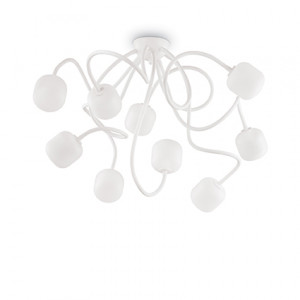 Ideal Lux - Fun - Octopus Pl9 - Plafonnier