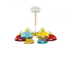 Ideal Lux - Fun - Titti PL6 - Plafonnier