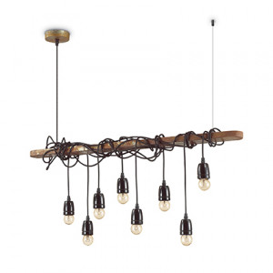 Ideal Lux - Industrial - Electric SP8 - Suspension