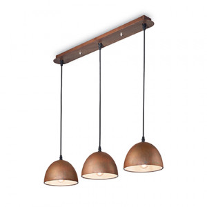 Ideal Lux - Industrial - Folk SP3 - Suspension