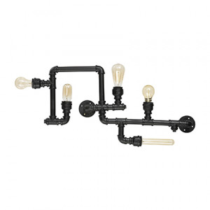 Ideal Lux - Industrial - Plumber PL5 - Plafonnier