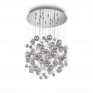 Ideal Lux - Luxury - Bollicine SP14 - Lustre avec  bulles de verre