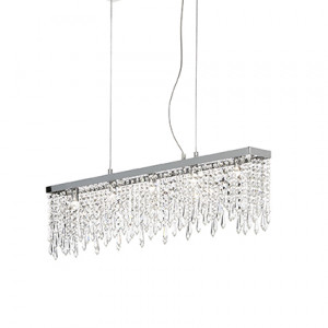 Ideal Lux - Luxury - Giada Clear SP5 - Suspension