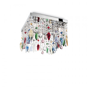 Ideal Lux - Luxury - Giada Color Pl4 - Plafonnier