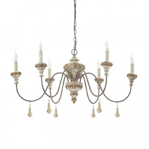 Ideal Lux - Middle Ages - Edith SP6 - Suspension
