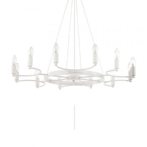Ideal Lux - Middle Ages - SPace SP12 - Suspension
