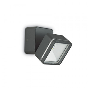 Ideal Lux - Outdoor - Omega Square AP1 - Applique murale