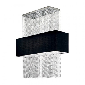 Ideal Lux - Phoenix - Phoenix SP5 - Lustre avec cristaux