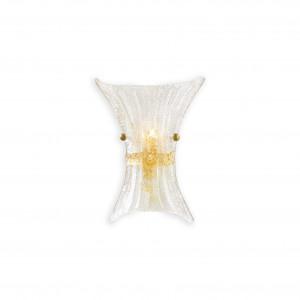 Ideal Lux - Rustic - FIOCCO AP1 SMALL - Applique en verre classique