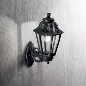Ideal Lux - Vintage - Anna AP1 Big - Lampe murale d'extérieur en style classique