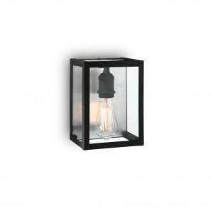 Ideal Lux - Vintage - Igor AP1 - Applique monture en métal et plaques en verre