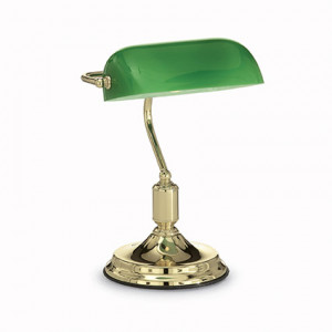 Ideal Lux - Vintage - LAWYER TL1 - Lampe de bureau
