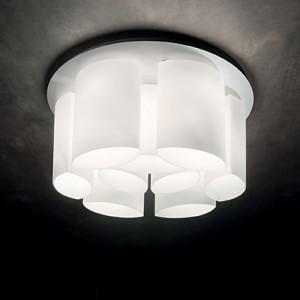Ideal Lux - White - Almond PL9 - Plafonnier