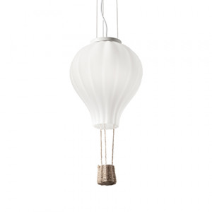 Ideal Lux - White - Dream Big SP1 - Suspension