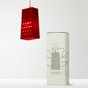 In-es.artdesign - Be.pop - Cacio&Pepe S SP - Lampe suspension portable