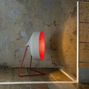In-es.artdesign - Cyrcus - Cyrcus F Cemento - Lampe de sol