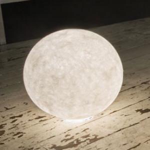 In-es.artdesign - Out Ex moon - Ex moon 2 - Lampe de sol pour l'extérieur M