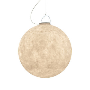 In-es.artdesign - Out - Luna 3 Out SP - Lampe suspension d'extérieurs L