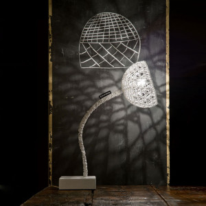 In-es.artdesign - Trama 2 - Trama T2 - Lampe de table