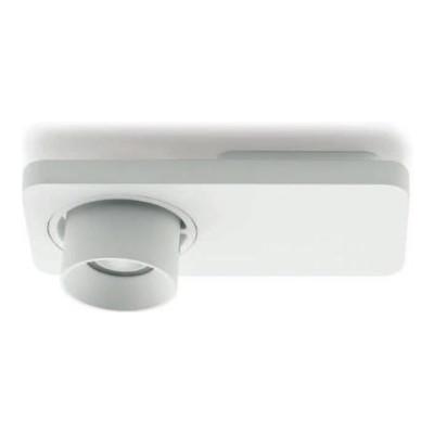 Linea Light - Applique - Beebo PL - Lampe design modulaire - Blanc -  - Blanc chaud - 3000 K - 45°