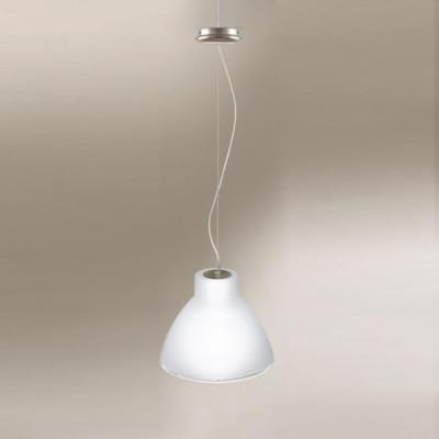 Linea Light - Campana - Campana M - Suspension - Nickel satiné - LS-LL-4431