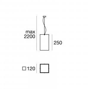 Linea Light - Gluèd - Gluèd - Suspension S