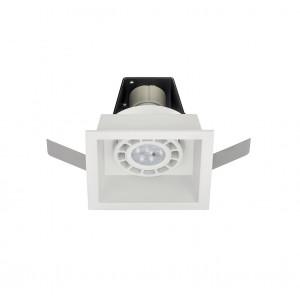 Linea Light - Incas - Incasso C1 FA - Spot encastrable au plafond - Blanc - LS-LL-8375