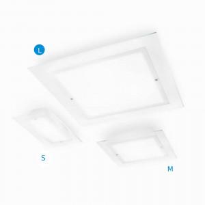 Linea Light - Luminosa - Luminosa L - Lampe au plafond et murale
