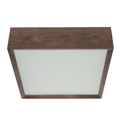 Linea Light - Madera - Madera M PL - Lampe de plafond bois - Chêne gris - LS-LL-90270