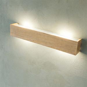 Linea Light - Madera - Madera XL AP - Lampe murale en chêne