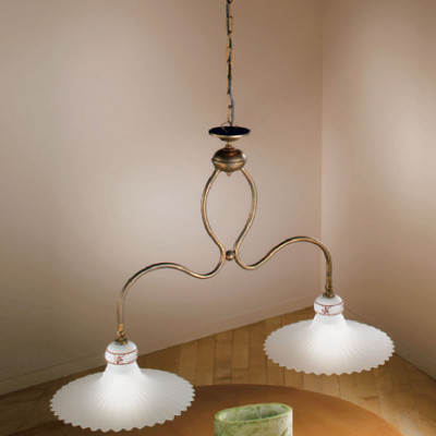 Linea Light - Mami - Lustre à suspension Mami