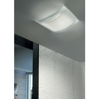 Linea Light - Mille - Mille LED AP PL M - Applique au plafonnier led