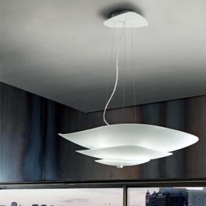 Linea Light - Moledro - Moledro SP - Suspension design - Blanc - LS-LL-90239