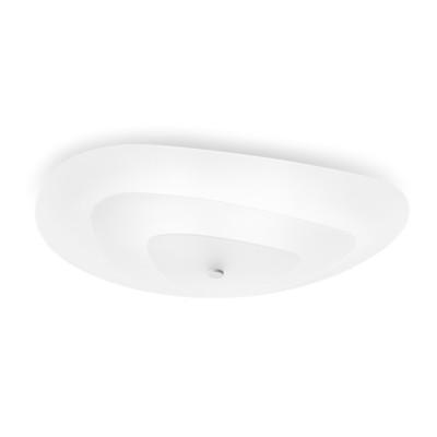 Linea Light - Moledro - Plafonnier moderne Moledro - Blanc - LS-LL-90238