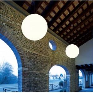 Linea Light - Oh! - Oh! Suspended OUT SP L - Suspension en forme de sphère