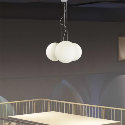 Linea Light - Oh! - Suspension Oh! S avec 3 lumières