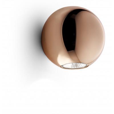 Linea Light - Pelota - Lampe suspendue Pelota - Cuivre - LS-LL-6837