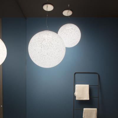 Linea Light - Stardust - Stardust M SP - Lustre avec sphère
