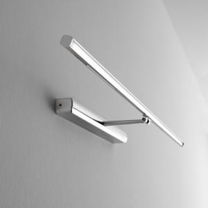 Linea Light - Straight - Straight W AP LED M - Applique design taille M