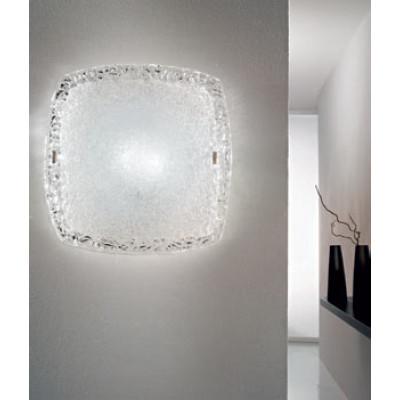 Linea Light - Syberia - Lampe murale/plafond M - Syberia